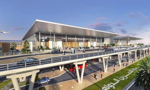 Entry procedures through Bahrain International Airport updated