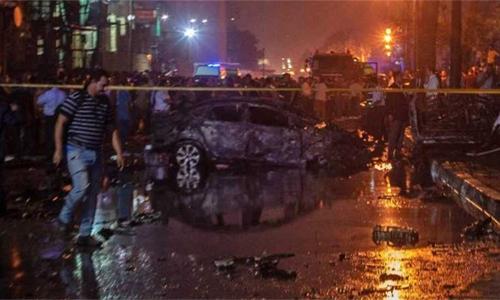 Fiery Cairo car crash claims 19 lives