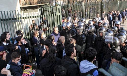 Iran jailed 3700 amid unrest: Lawmaker