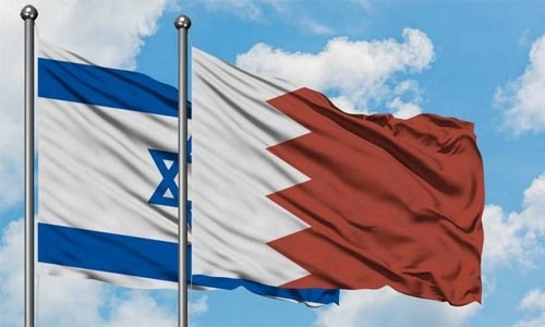 Bahrain - Israel diplomatic ties is official from today