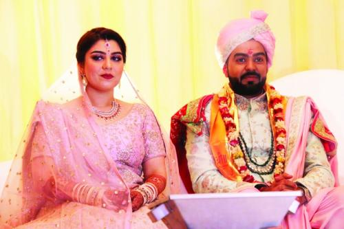 Kingdom hosts another grand Indian wedding