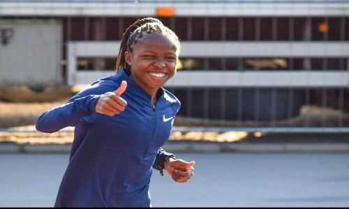 Bahrain's Winfred Yavi storms to steeplechase victory in Finland