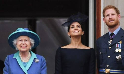 Meghan Markle gives birth to daughter, names her after queen