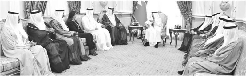 HRH Premier hails Bahrain's landmark human rights strides
