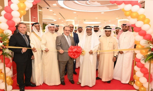 Ithmaar Bank opens new branch in Seef Mall