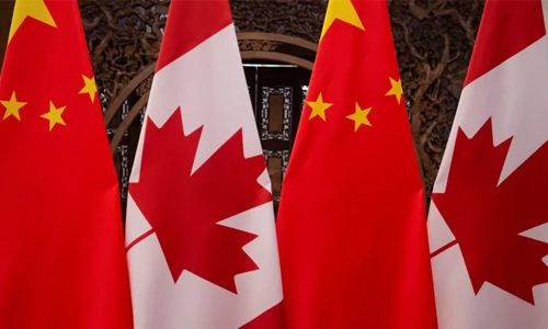 Canada says another citizen detained in China
