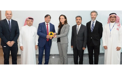 Ahli United Bank gets Commerzbank STP excellence award