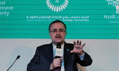 Saudi Aramco to decide in H1 on financing SABIC buy: CEO