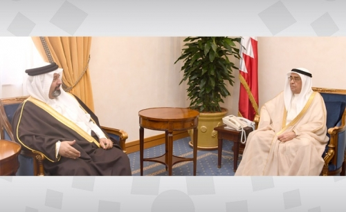 HH the Deputy Premier receives NAO auditor general