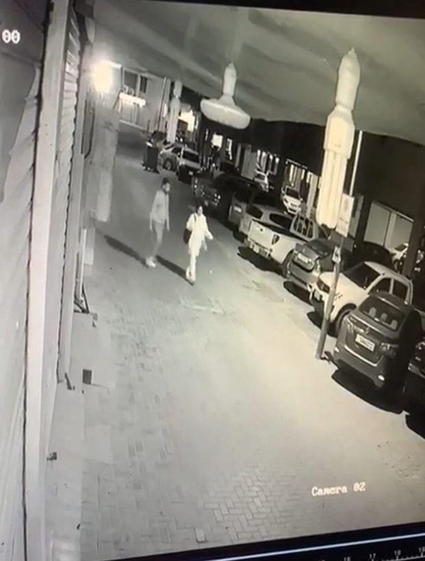 Nurse Attacker Arrested