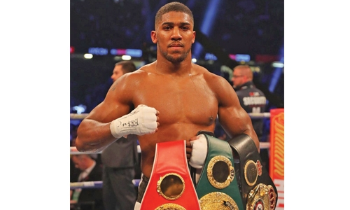 Joshua-Parker fight set to be confirmed