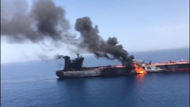 Gulf tanker attacks 'a dangerous escalation'