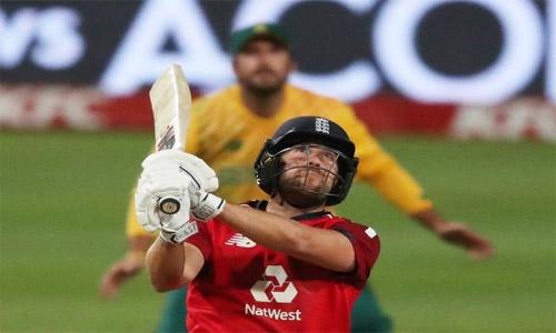 England's Malan attains highest ever T20 batting rating