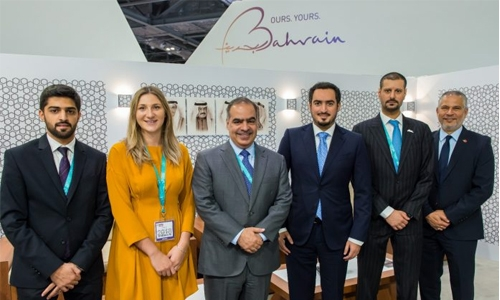 WTM puts the spotlight on Bahrain's tourism sector