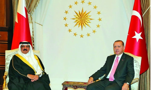 HM the King, Turkish President hold talks; agreements signed