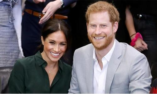 Prince Harry and Meghan expecting their first baby