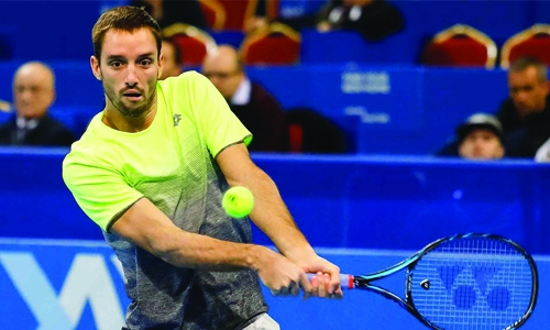 Troicki dumps out Ernests Gulbis