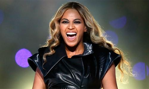 Beyonce sings at A-list Indian event