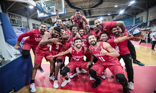 Bahrain secures place in qualification for FIBA World Cup 2023