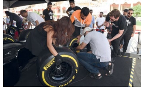 F1 Fanzone to bring fun-filled challenges