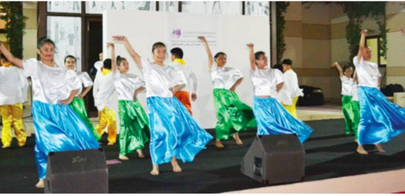 Celebrating confluence of cultures