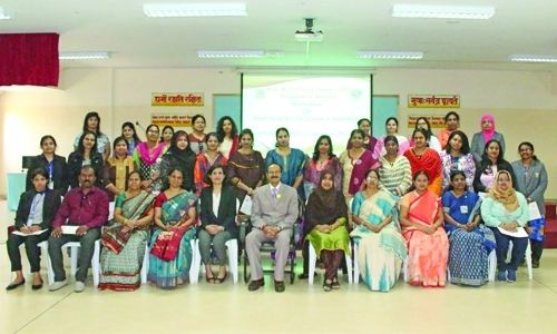 NMS –DPS conducts social science workshop