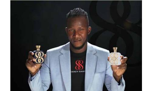 Asgharali launches the Daren Sammy Perfume