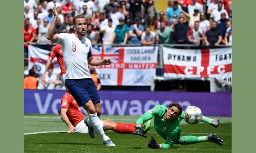 England take Nations League third place on penalties