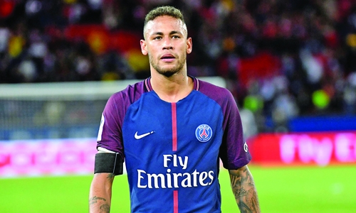 Neymar says will be back in a month