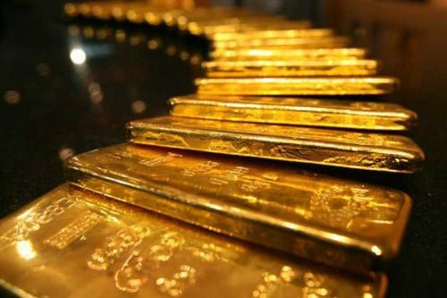 Gold set for biggest weekly fall in more than a year