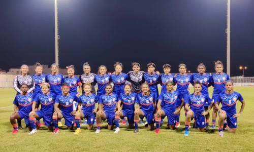 Indian women fire in five goals past Bahrain