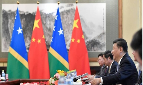 China signs deal to 'lease' Pacific island in Solomons