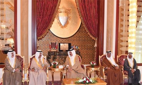 HM King hails legislation