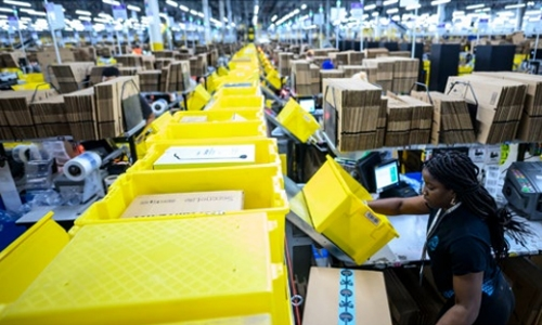 Amazon to offer job skill training to 100,000 US workers