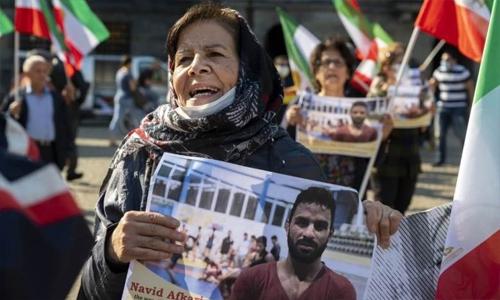 Iran set to execute second wrestler amid outcry