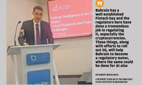 AI: Bahrain's next big thing