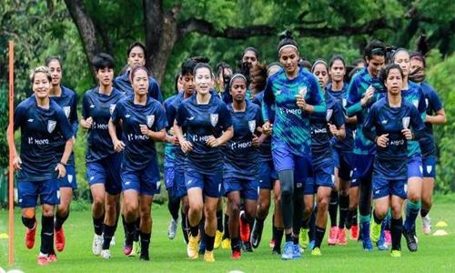 Indian women's team to travel to Bahrain for international friendlies