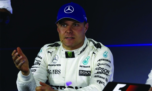 Bottas doubted himself during 2017 slump