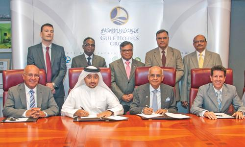 Gulf Hotels Group In Deal With Olympic