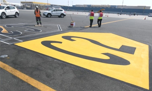 BAC renumbers aircraft parking stands to improve operations