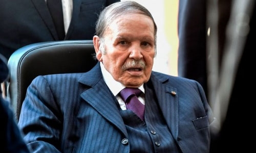 Algeria's longest-serving president Abdelaziz Bouteflika dies aged 84