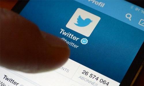 Abusive tweeter investigated