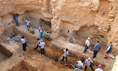 BACA to unearth new clues to old civilization