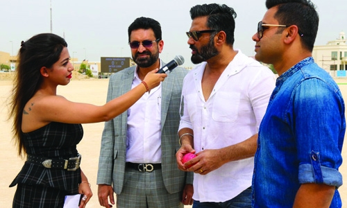 Suniel Shetty praises local developmental model for sports