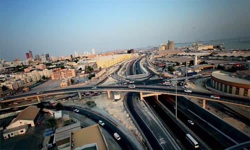 Bridges of Bahrain: Smooth Connections