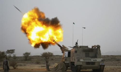 Saudi Arabia intercepts missile attack over Riyadh