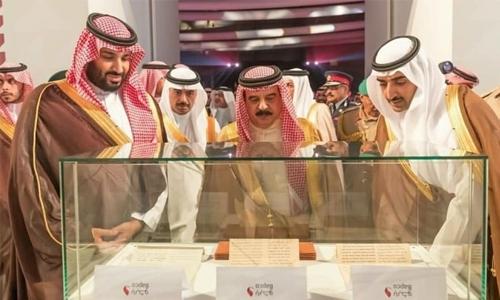 Saudi raises Bahraini-Saudi Coordination Council chairmanship to Crown Princes