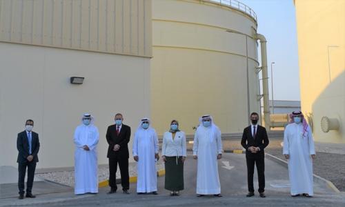 BD 10.6 million KBSP water station ready in Hidd