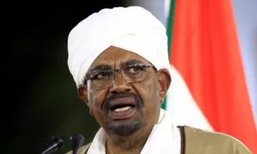 Sudan Bashir's graft trial starts