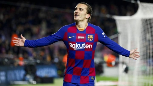 Griezmann may miss season finale due to thigh injury